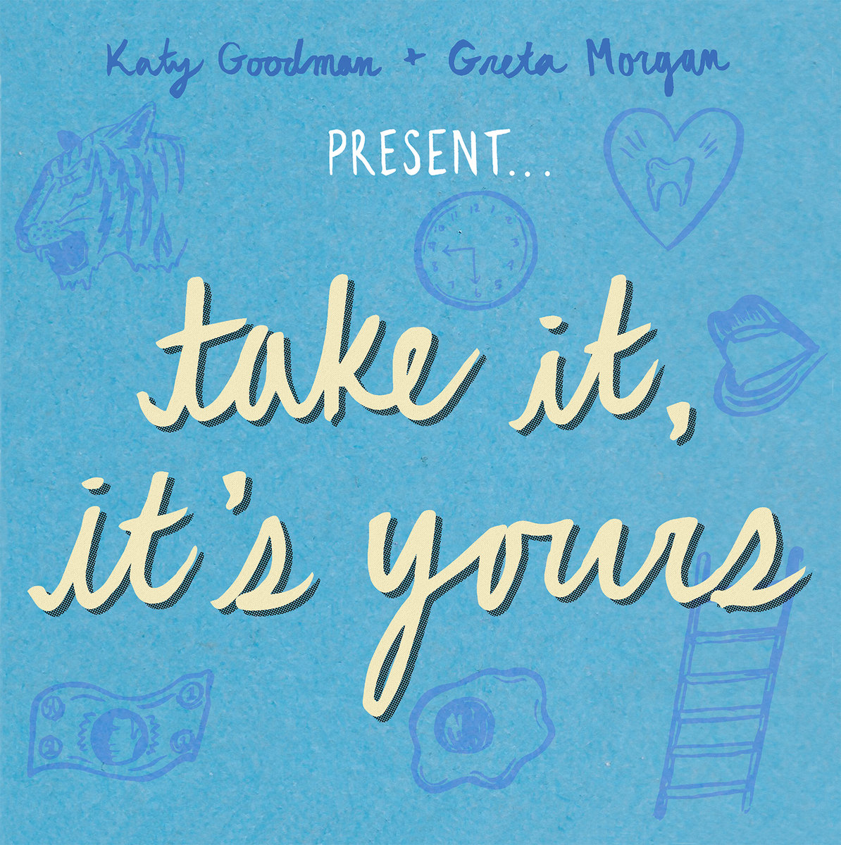 Album Review: Katy Goodman and Greta Morgan – Take It, It'sYours