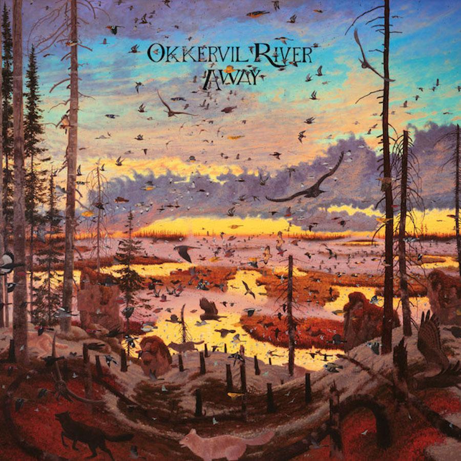 Okkervil River –Away