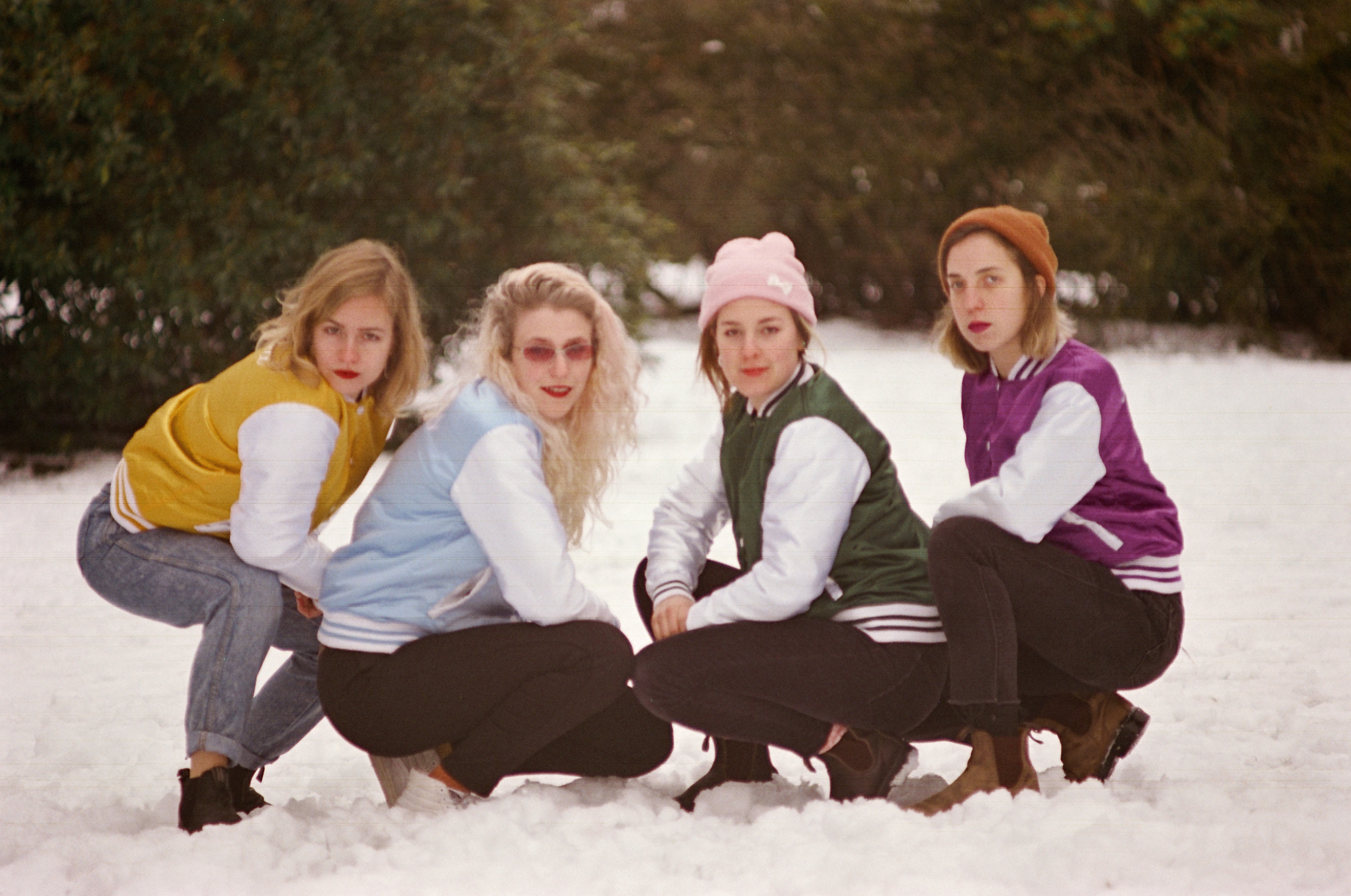 """Chastity Belt – """"Caught In A Lie"""""""