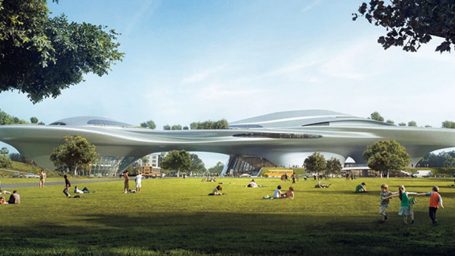 $1 billion George Lucas Museum approved by Los Angeles CityCouncil