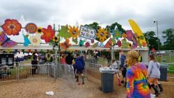 At U.K. Music Fests Volunteers Test Drugs