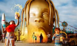 "Review: Travis Scott Ascends Even Higher Past His Imitators With ""Astroworld"""
