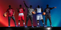 New: First Look At The 2016 NBA All Star Jerseys
